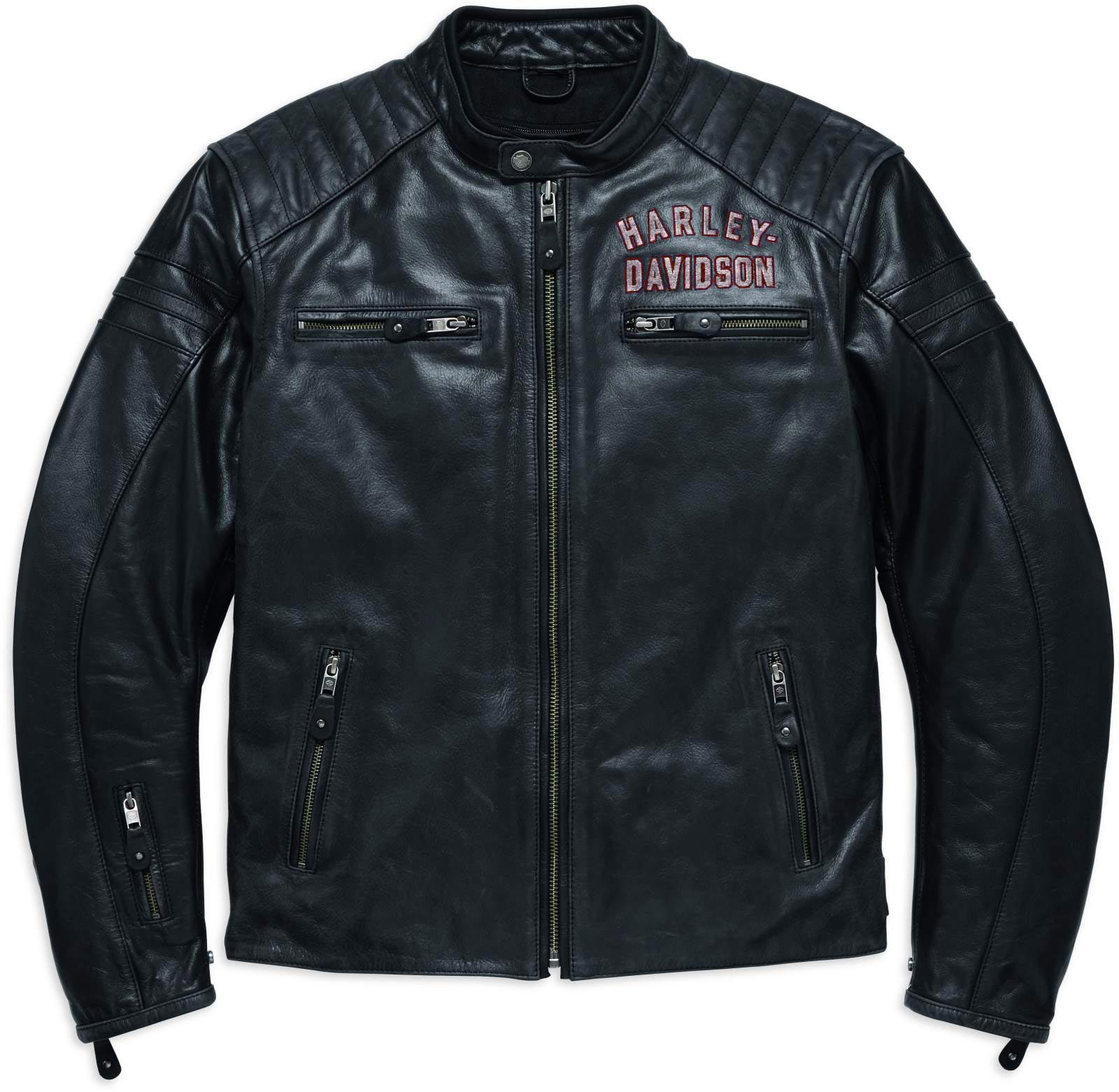 Harley Davidson Non Leather Jackets