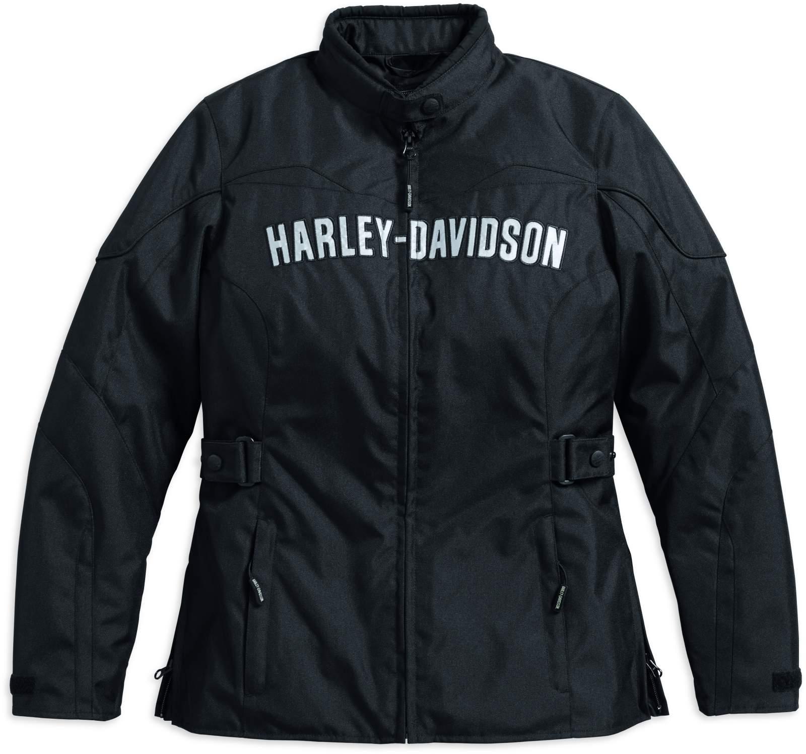 98172 17ew harley davidson damen textiljacke classic ec im thunderbike shop. Black Bedroom Furniture Sets. Home Design Ideas