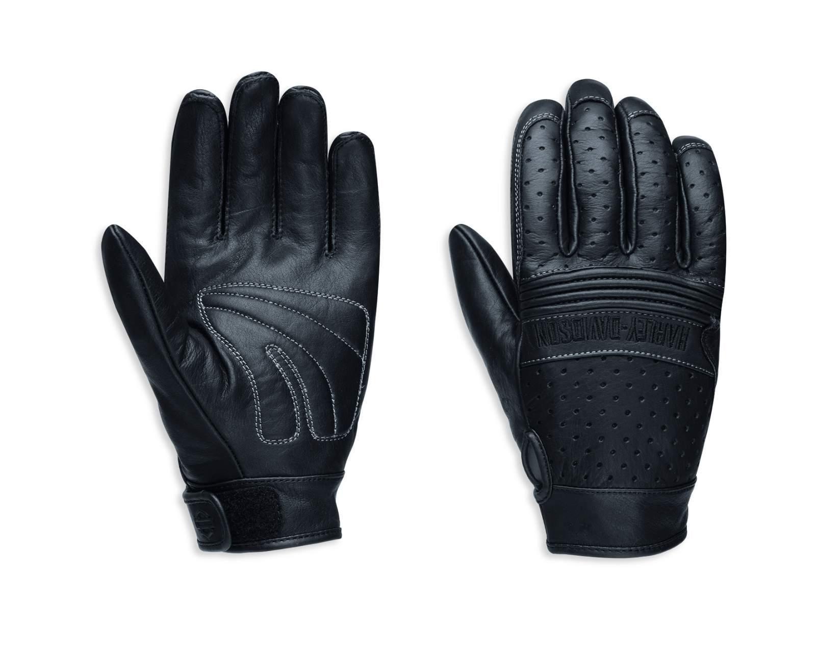 98207 16vm harley davidson handschuhe avalon perforated im. Black Bedroom Furniture Sets. Home Design Ideas