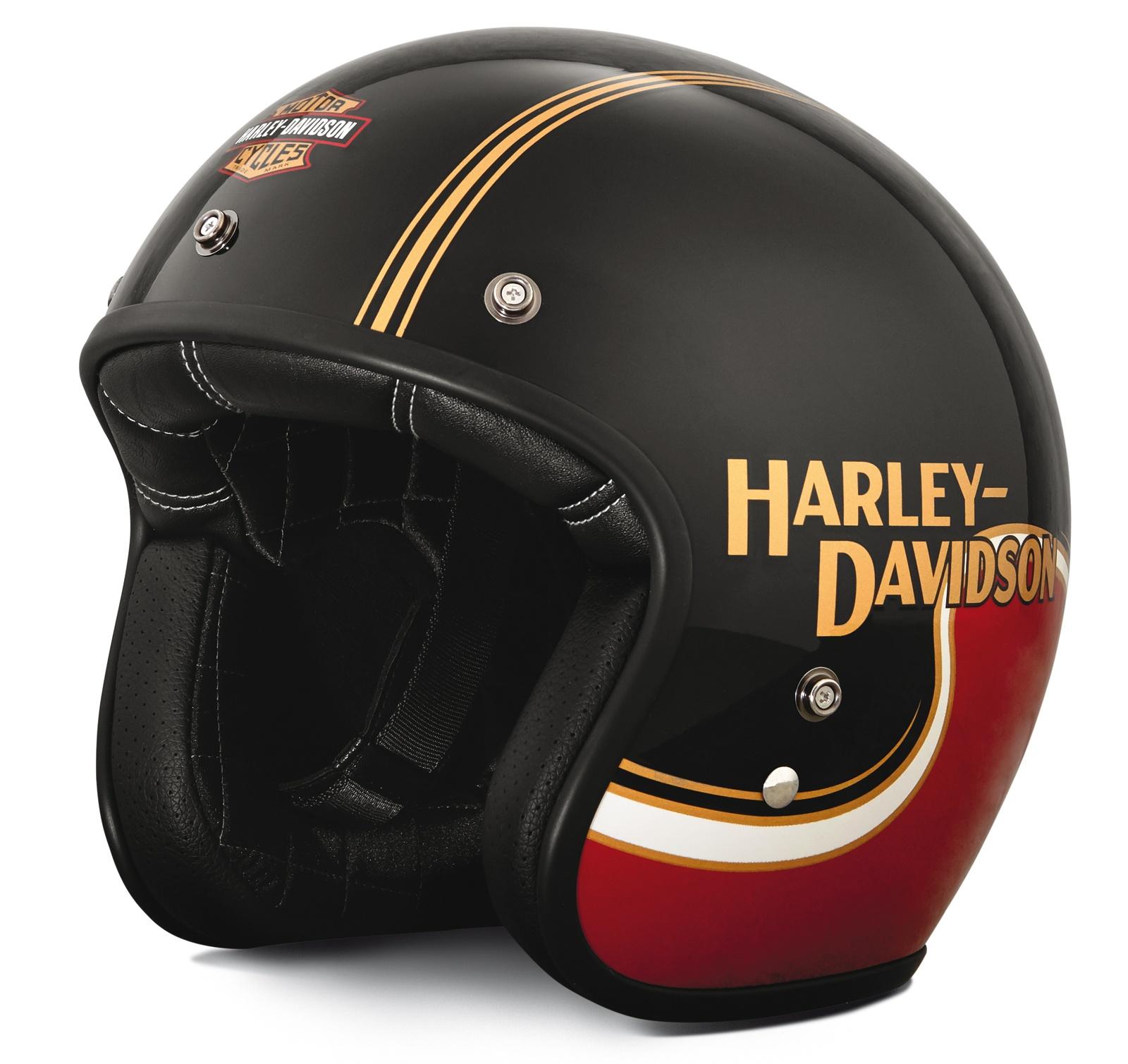 98277 19ex Harley Davidson Jethelm The Shovel B01 Im