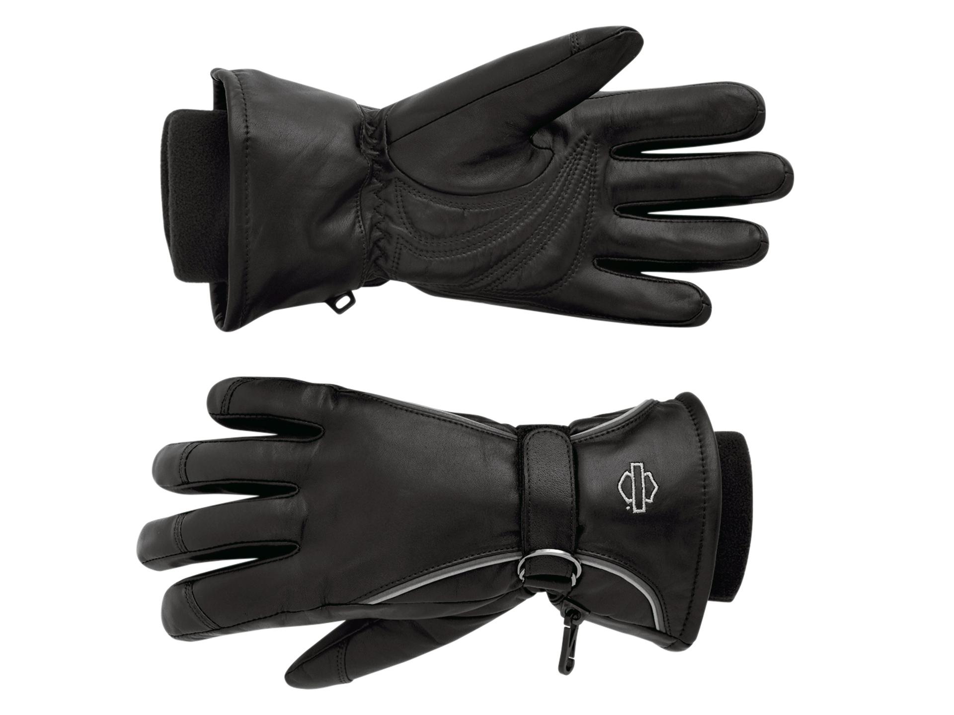98318 11vw harley davidson handschuhe windshielder full. Black Bedroom Furniture Sets. Home Design Ideas