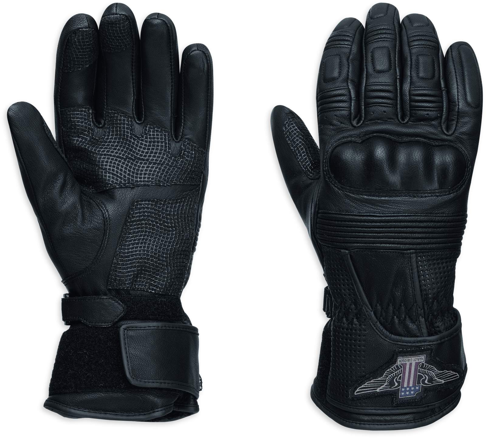 98361 17em harley davidson leder handschuhe 1 genuine. Black Bedroom Furniture Sets. Home Design Ideas