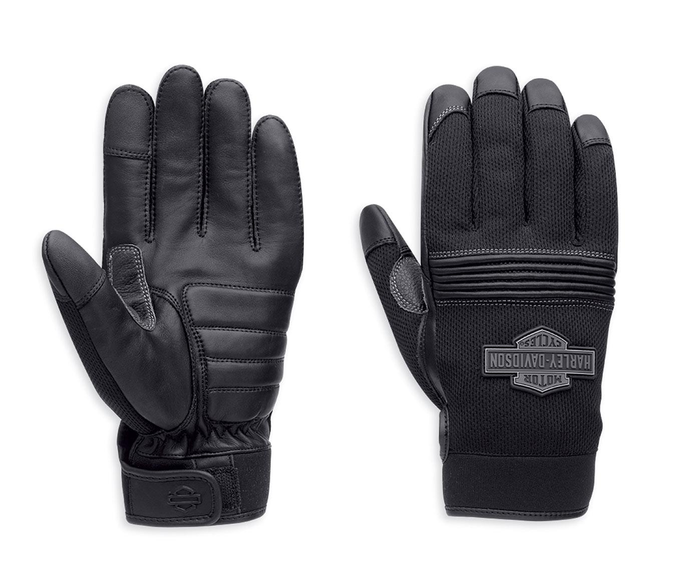 98387 16vm harley davidson handschuhe stark im thunderbike. Black Bedroom Furniture Sets. Home Design Ideas