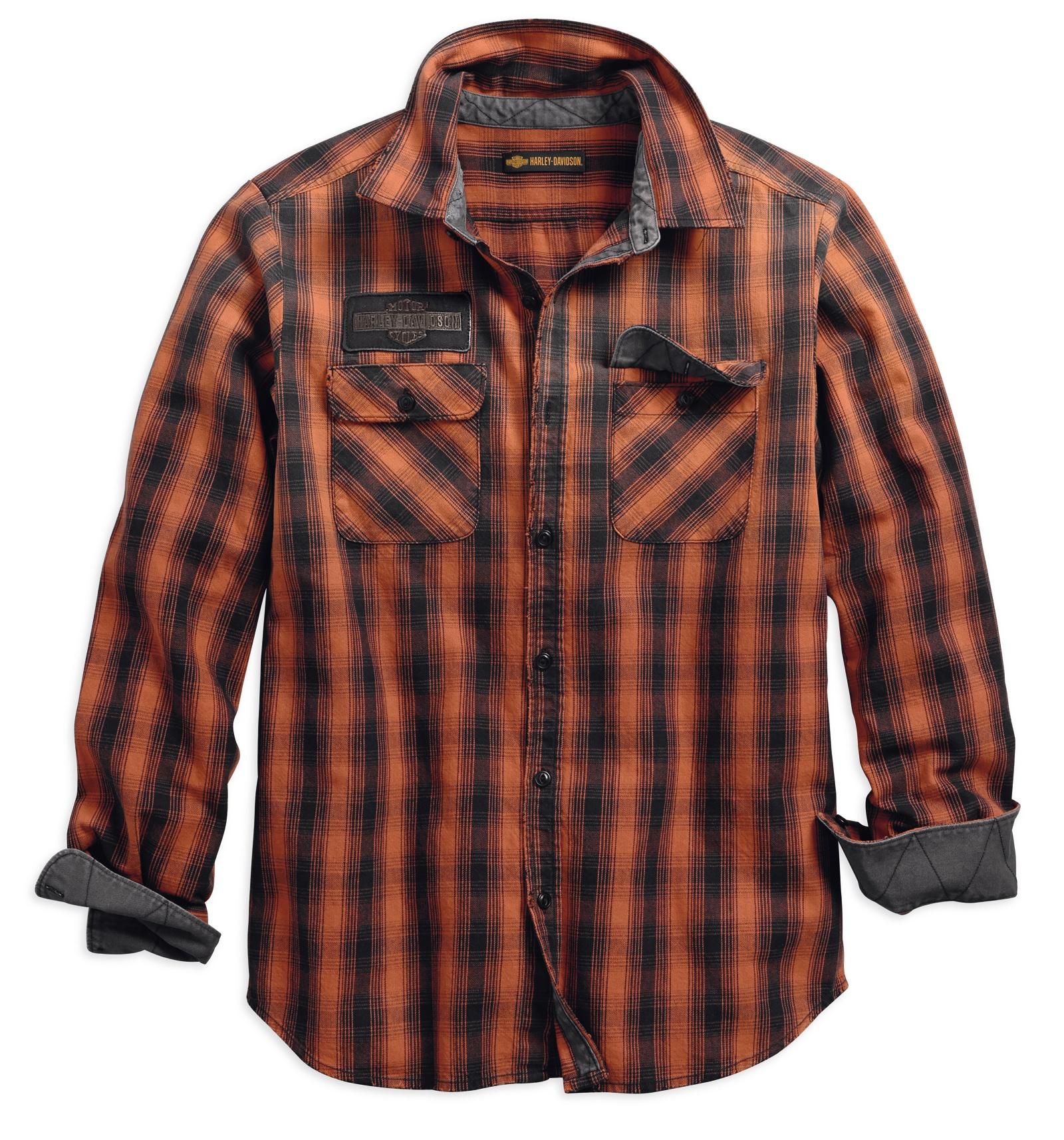 d74db6c382282b Harley-Davidson Hemden online kaufen im Thunderbike Shop
