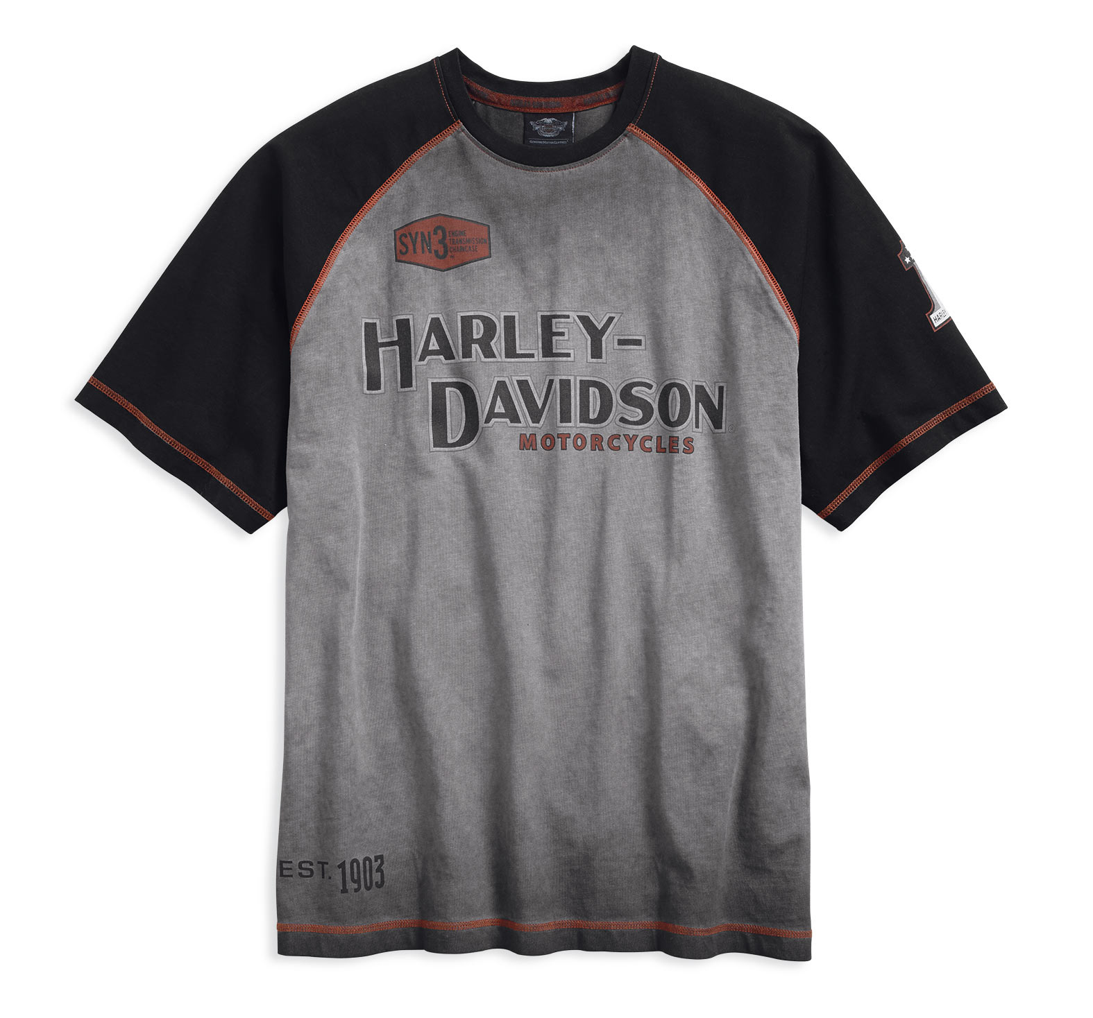 99011 17vm harley davidson t shirt iron block at. Black Bedroom Furniture Sets. Home Design Ideas