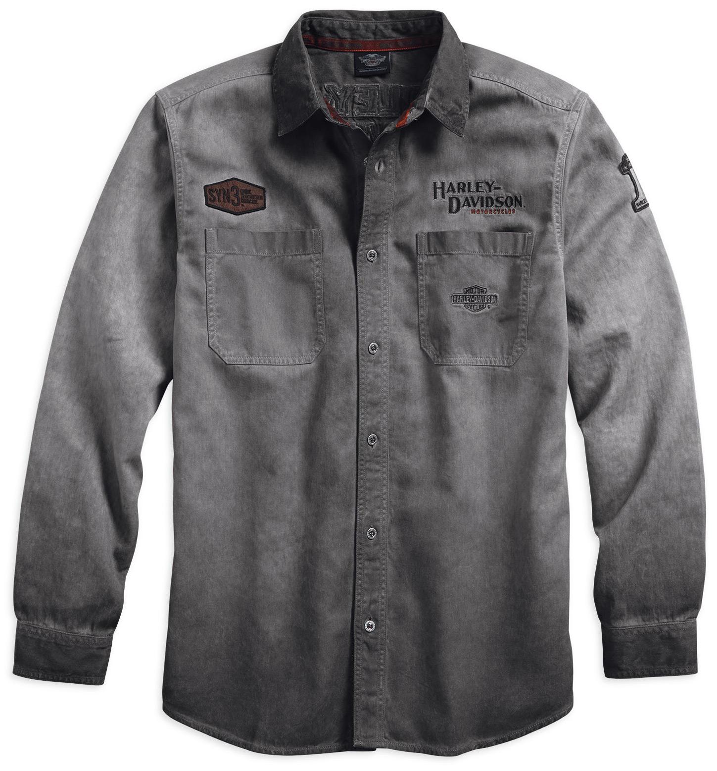 2adaba58a3 Harley-Davidson Hemden online kaufen im Thunderbike Shop