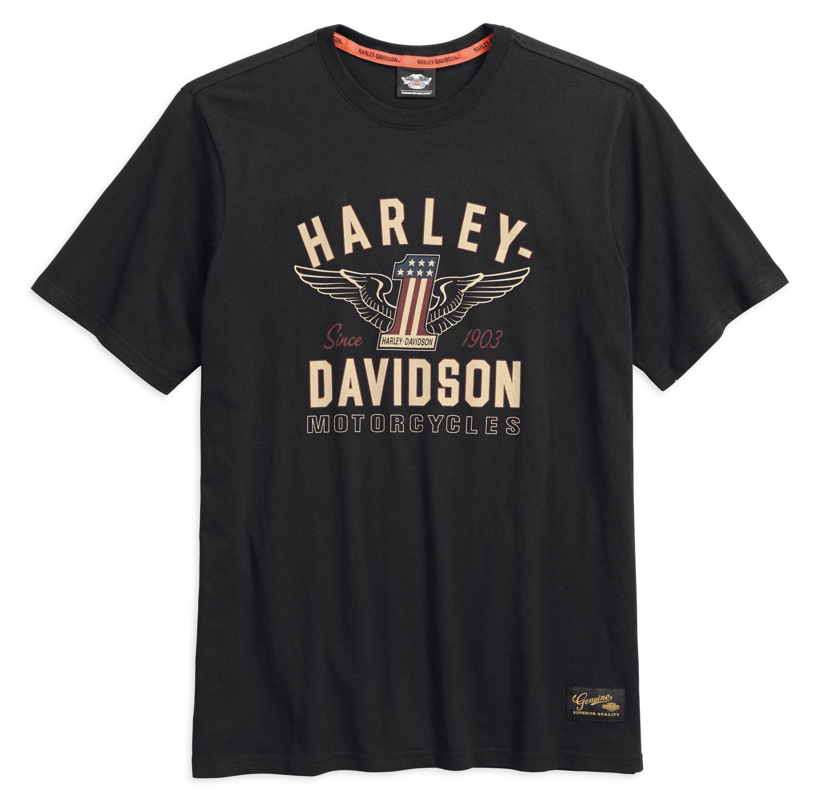 Harley Davidson Greece T Shirt