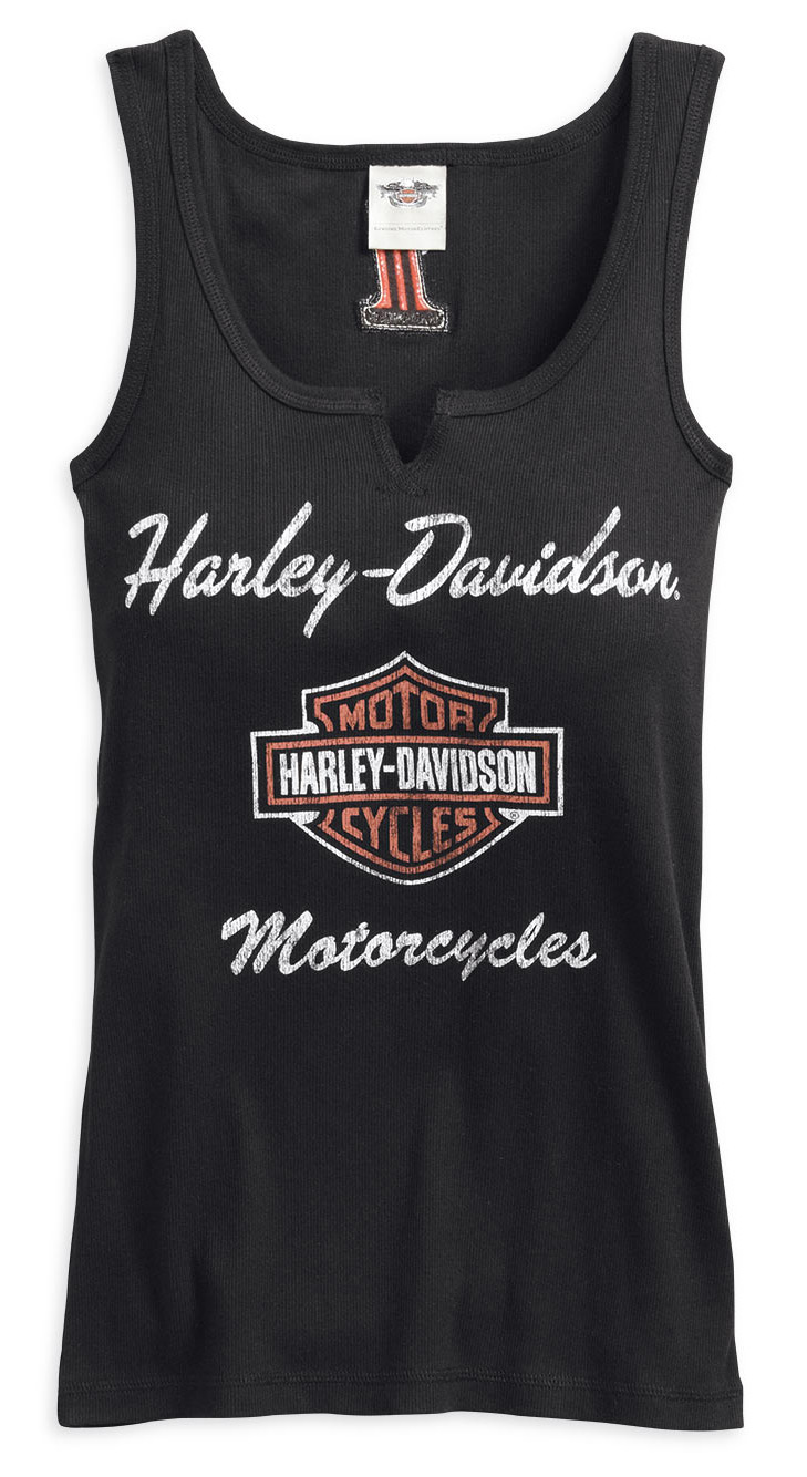 Harley Davidson Tank Top