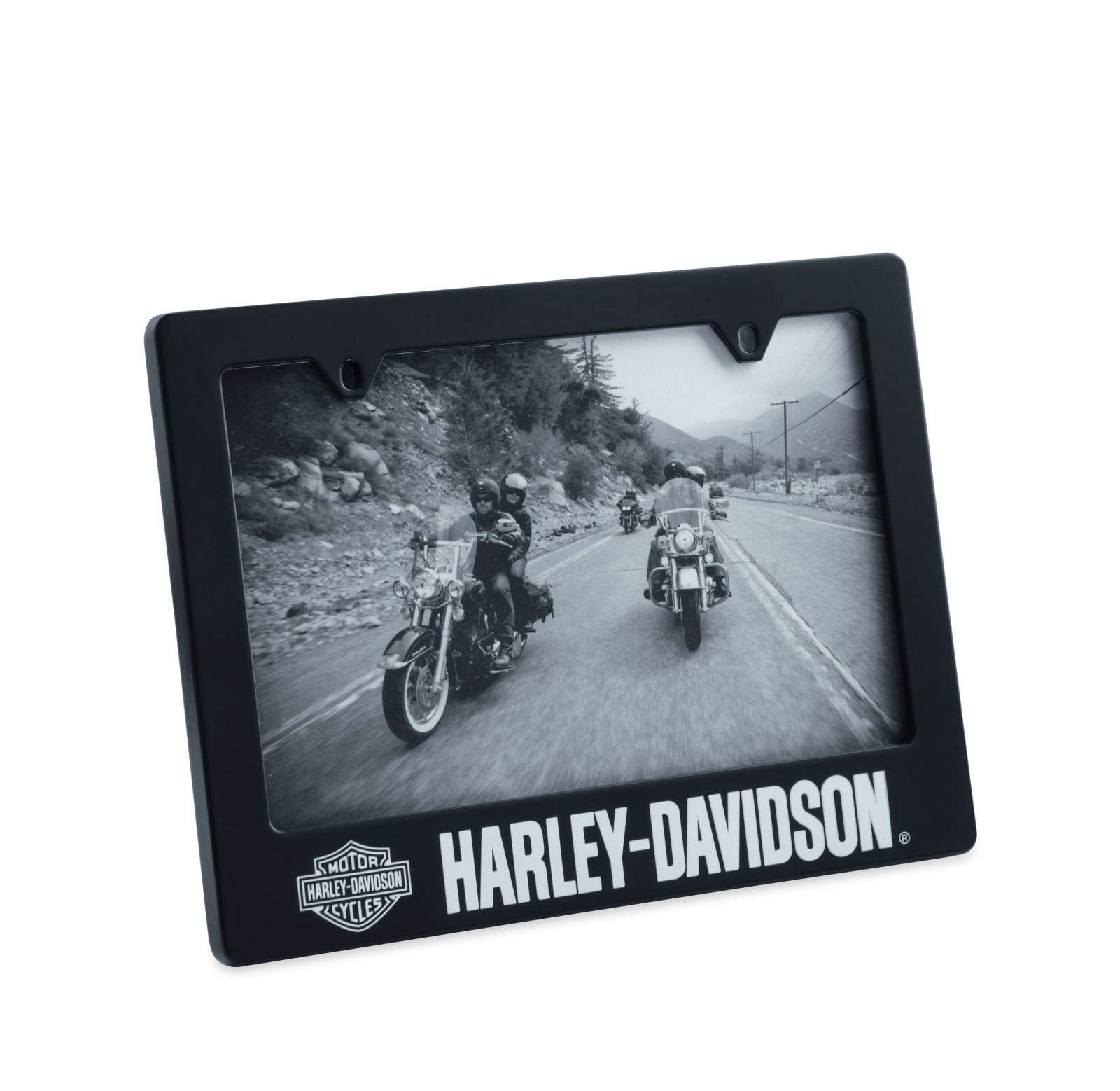 99210-16V Harley-Davidson Foto-Rahmen License Plate 4\
