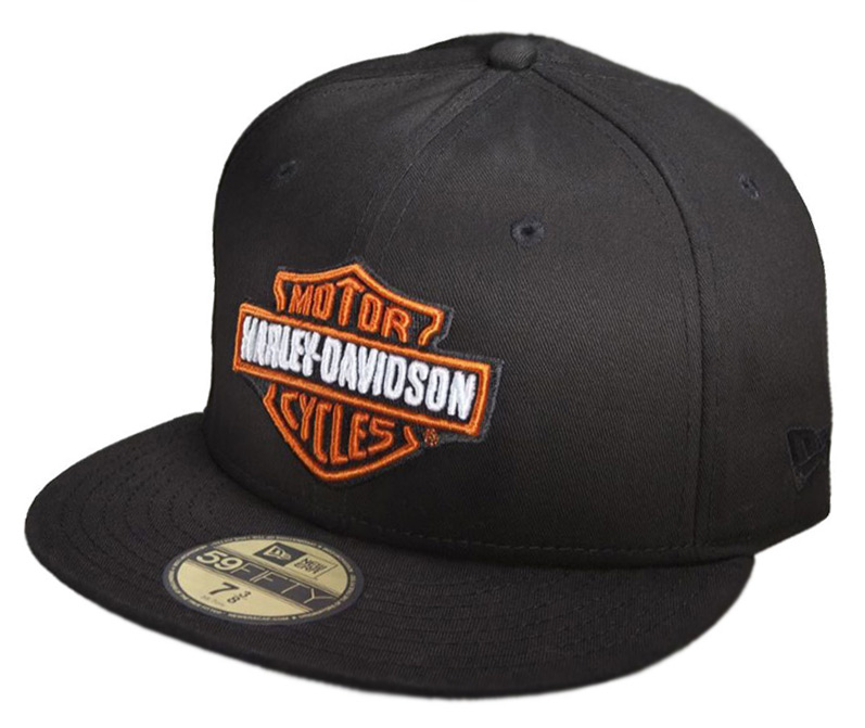 ... H-D Motorclothes Harley-Davidson Men s Bar   Shield 59FIFTY® Baseball  Cap - 99515- ... 053b4ec973bd