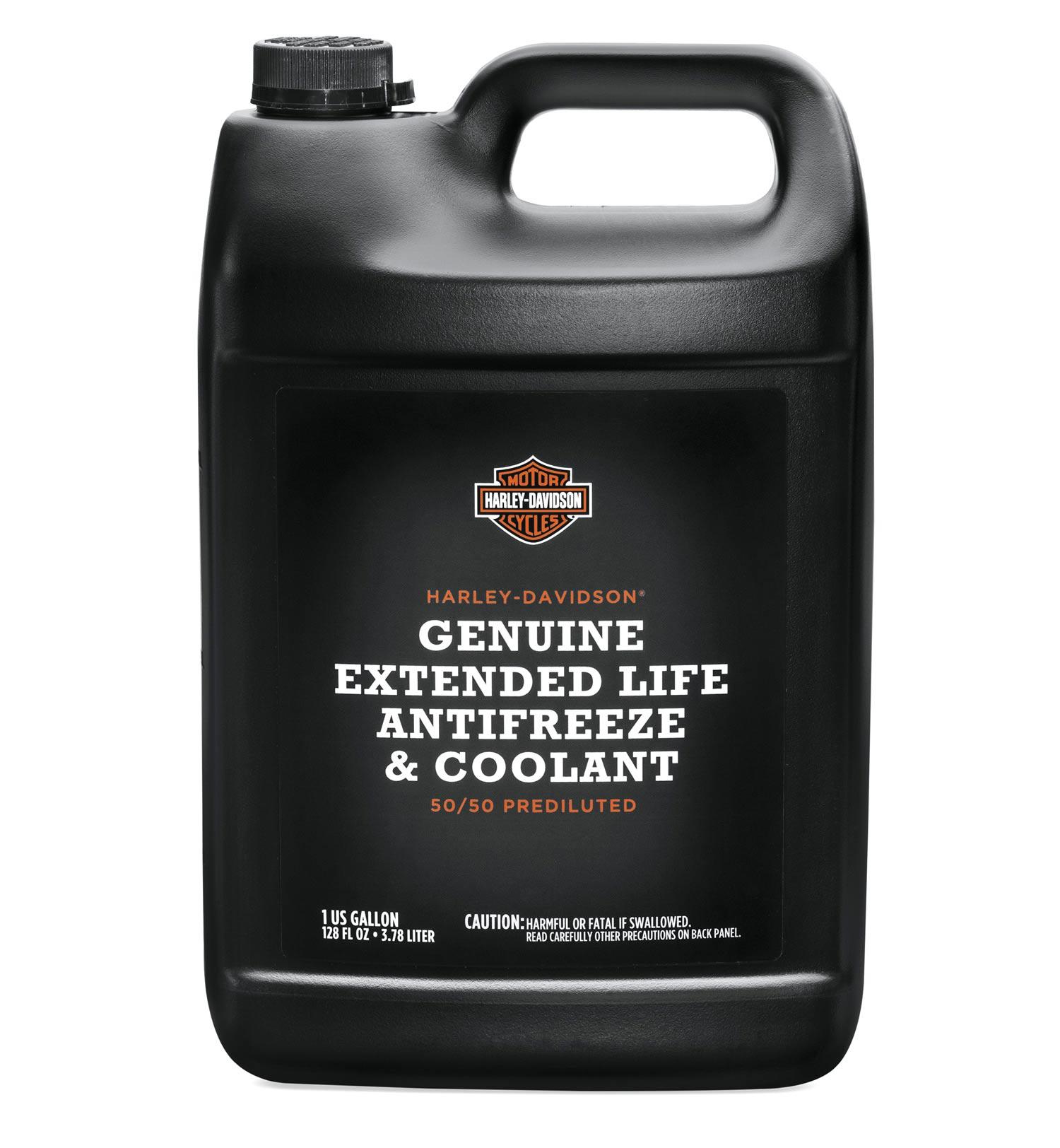 Harley-Davidson Genuine Harley-Davidson Extended Life Antifreeze and Coolant  - 99822-02