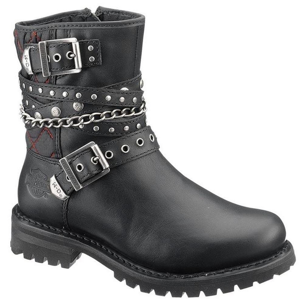 harley davidson womens boots shay at thunderbike shop. Black Bedroom Furniture Sets. Home Design Ideas