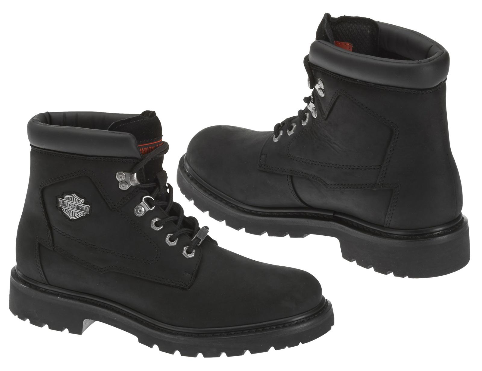 Harley Davidson Badlands Boots