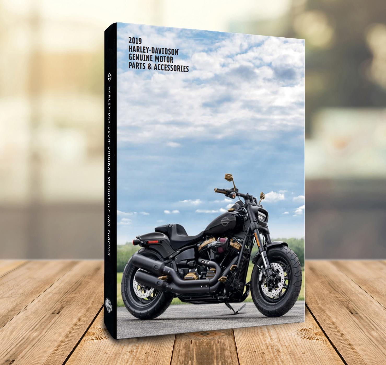 94500275 harley davidson p a katalog 2019 im thunderbike shop. Black Bedroom Furniture Sets. Home Design Ideas