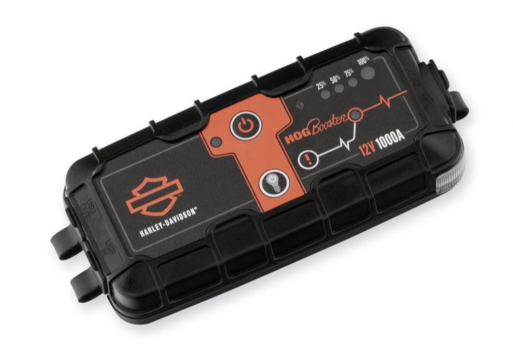 Harley Davidson Battery >> 66000147 H D Ho0g Booster Portable Battery Pack