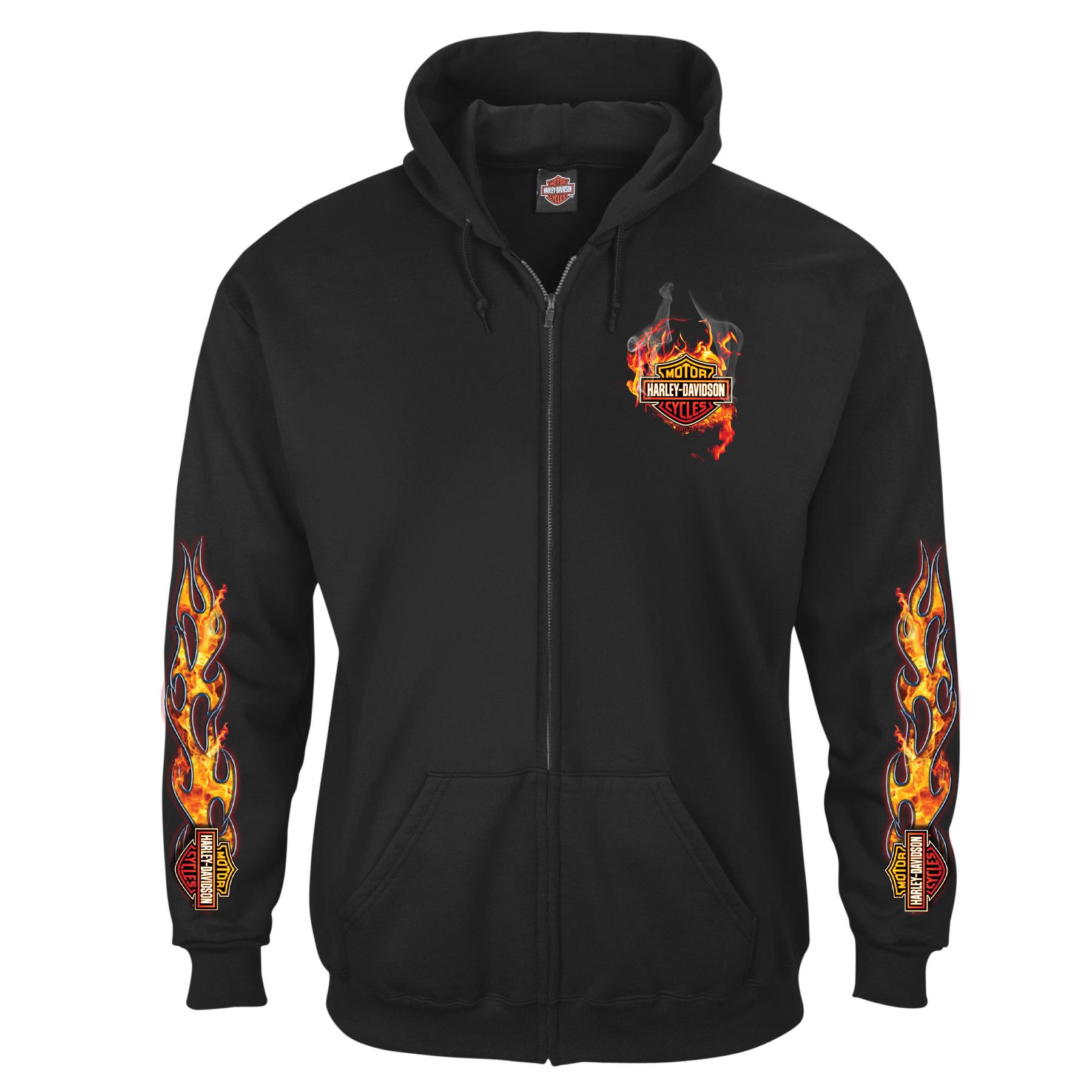 Harley-Davidson Hoodie Sweatshirt