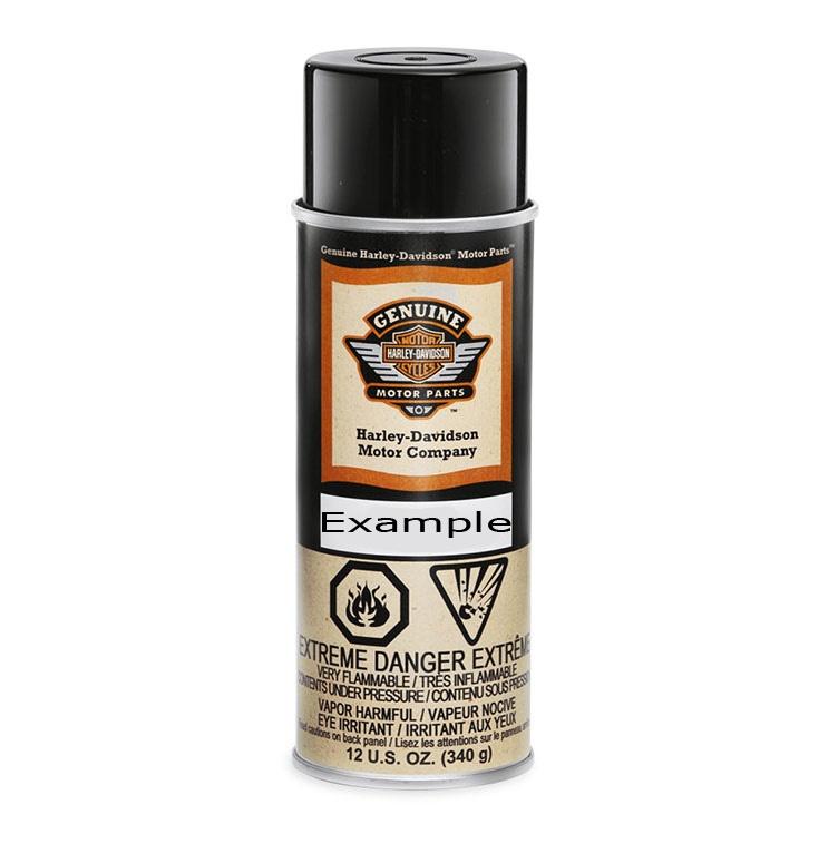 98606cj harley davidson h d spray can black wrinkle at. Black Bedroom Furniture Sets. Home Design Ideas
