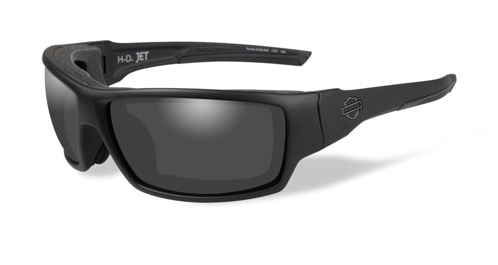 Harley-Davidson Sonnenbrille Jet, grau getönt im Thunderbike Shop