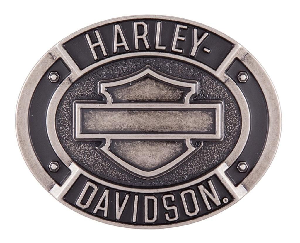 harley davidson g rtelschnalle simply harley im. Black Bedroom Furniture Sets. Home Design Ideas
