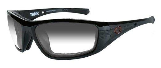 harley davidson brille tank schwarz im thunderbike shop. Black Bedroom Furniture Sets. Home Design Ideas