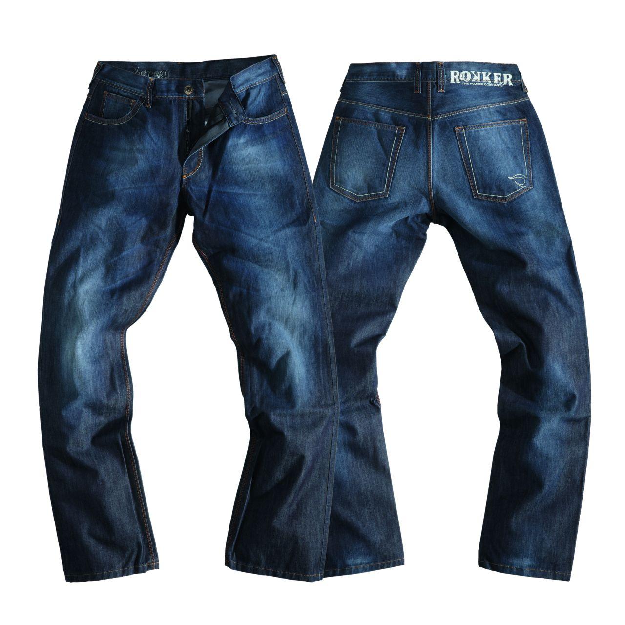 rokker revolution men s kevlar jeans at thunderbike shop. Black Bedroom Furniture Sets. Home Design Ideas