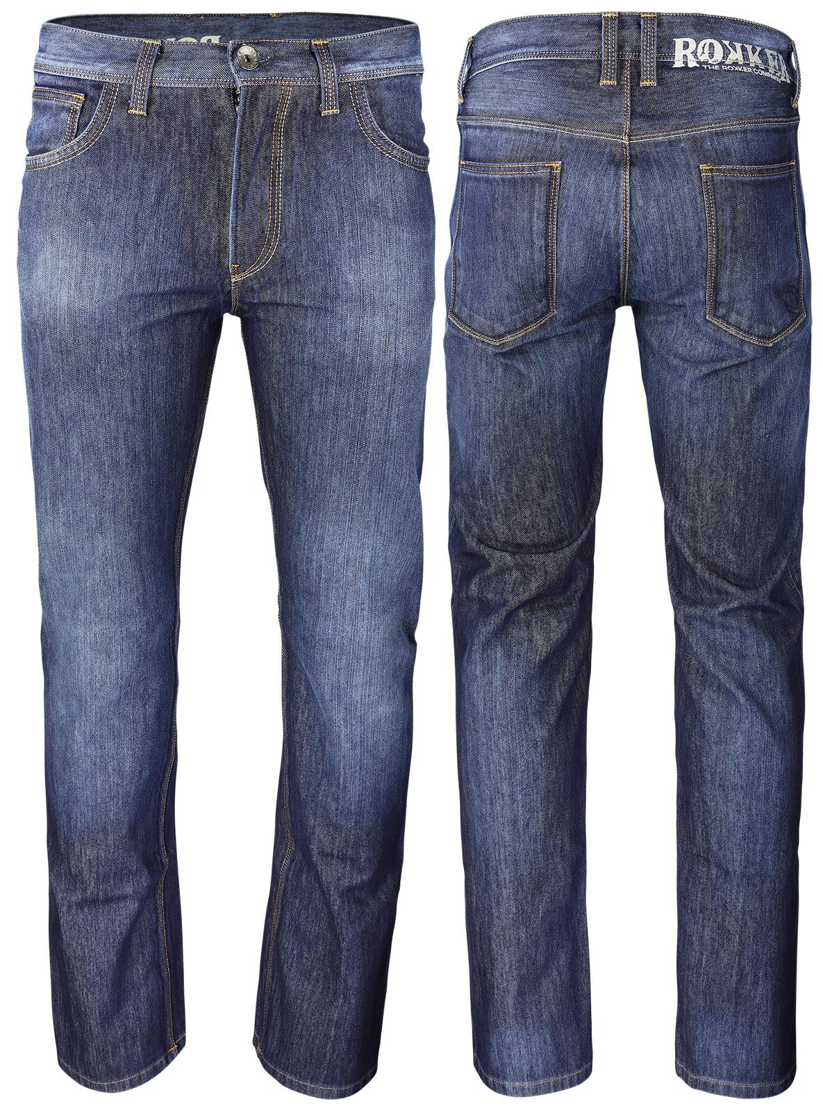 rokker revolution kevlar motorrad jeans im thunderbike shop. Black Bedroom Furniture Sets. Home Design Ideas