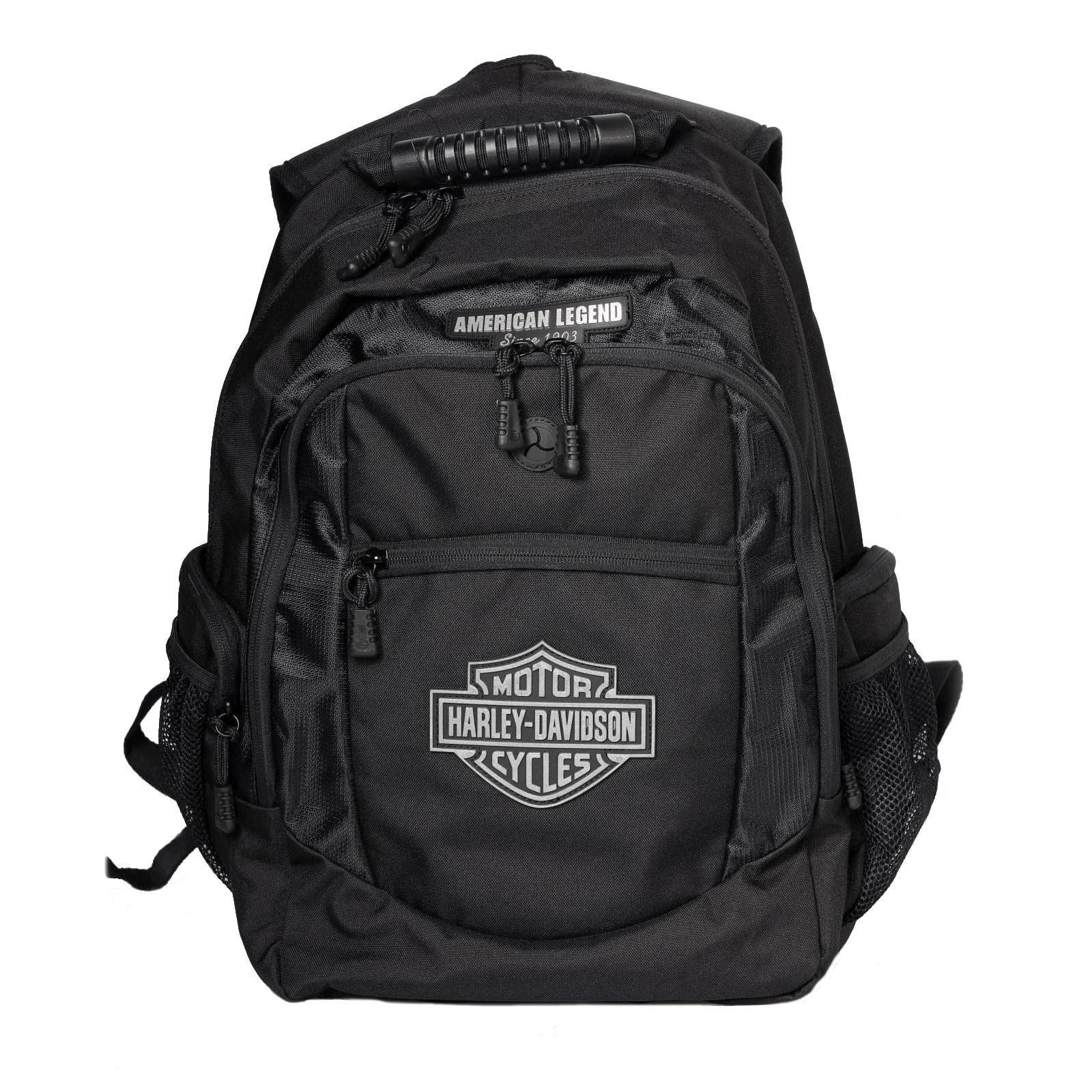 harley davidson classic backpack at thunderbike shop. Black Bedroom Furniture Sets. Home Design Ideas