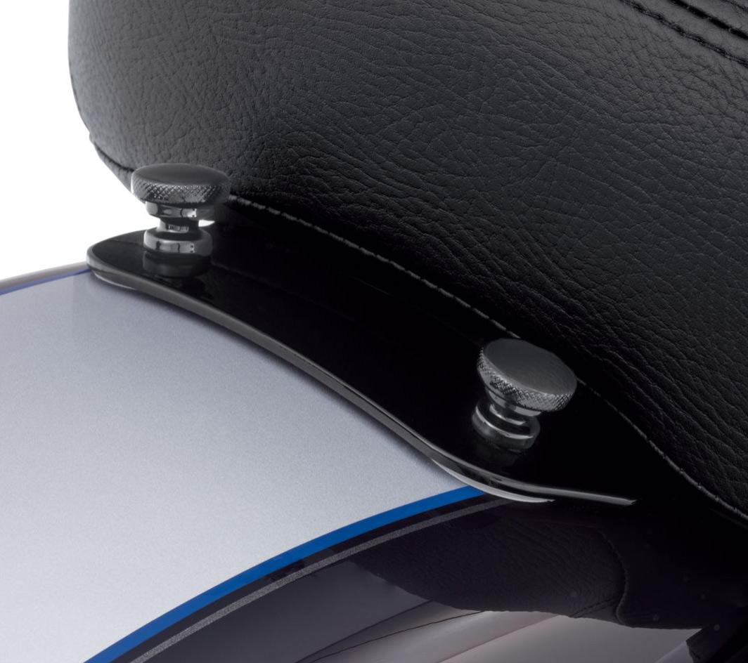 50 Piece Black Cap Dress Kit for 07-17 Harley Touring Engine Trans Primary More HongK