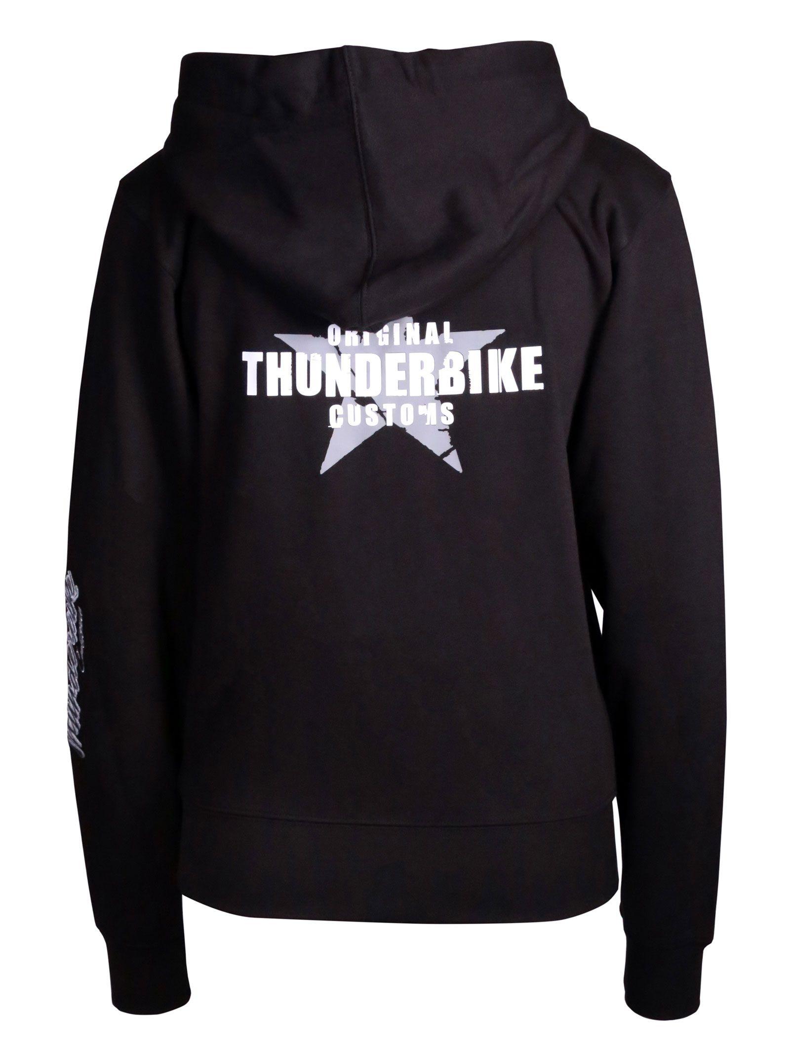 Custom zip hoodie