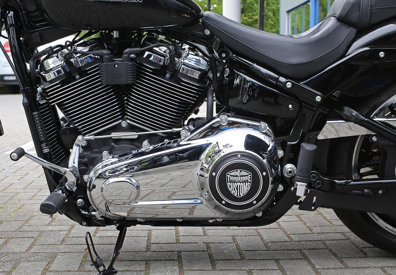Kupplungsdeckeldichtung für Harley Touring Softail Neu
