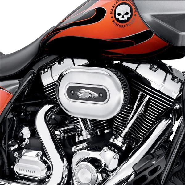 Harley Davidson Performance Air Cleaner : Screamin eagle ventilator performance air