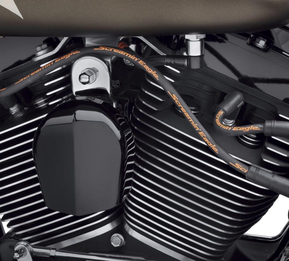 Original Harley-Davidson Cover Abdeckung Zündkerze Spark ab17 *25800061*