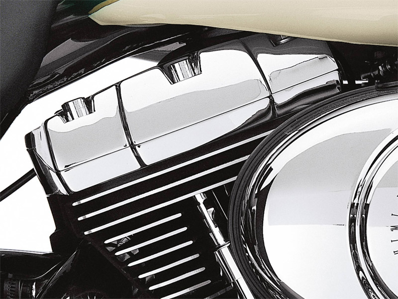 43868 99 h d classic chrome rocker box bolt covers for twin cam rh shop thunderbike de Custom Harley-Davidson Motorcycles harley davidson battery box cover