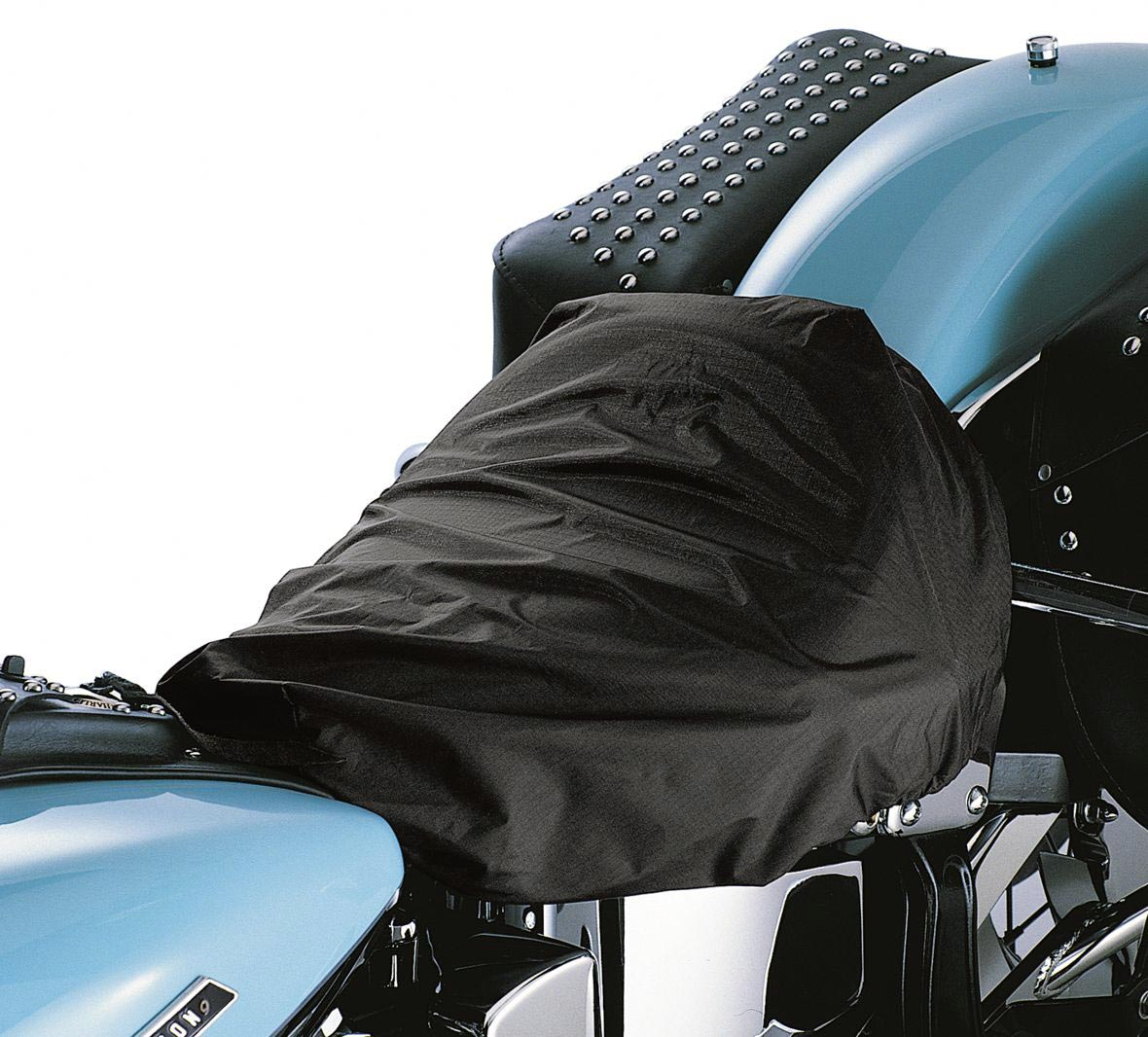 51638 97 rain cover for solo seat at thunderbike shop. Black Bedroom Furniture Sets. Home Design Ideas