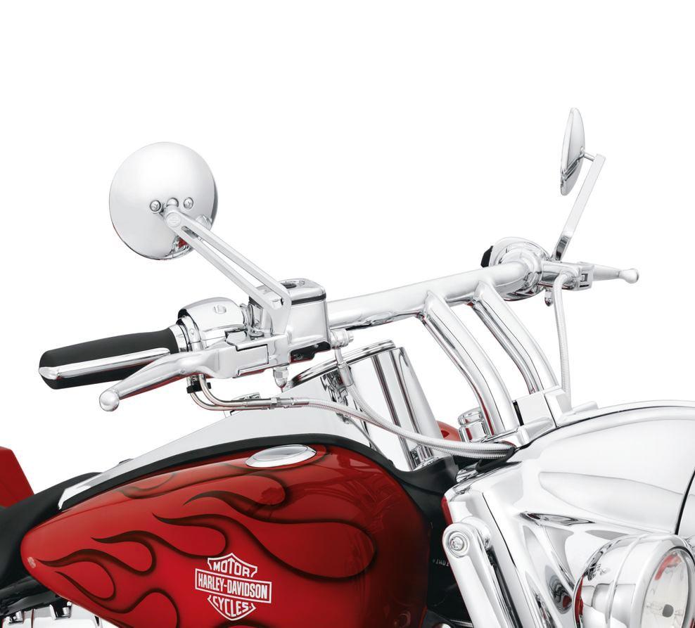 55975 08a h d street slammer lenker chrom im thunderbike shop. Black Bedroom Furniture Sets. Home Design Ideas
