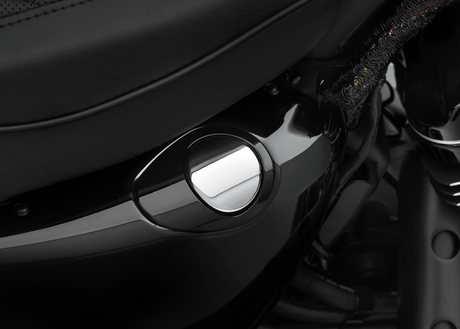57200159 Öl Peilstab Rahmen schwarz im Thunderbike Shop