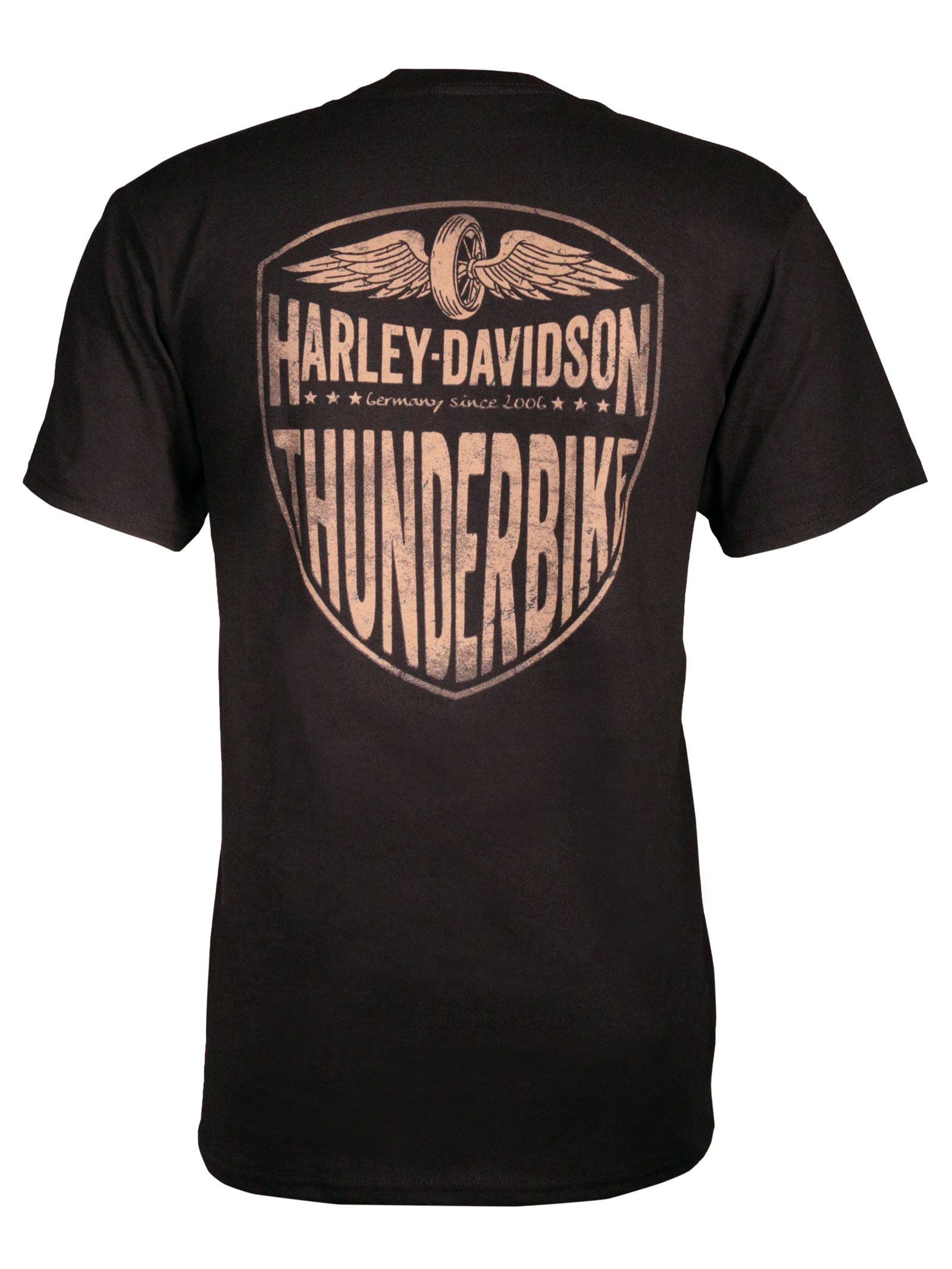 harley davidson t shirt custom options im thunderbike shop. Black Bedroom Furniture Sets. Home Design Ideas