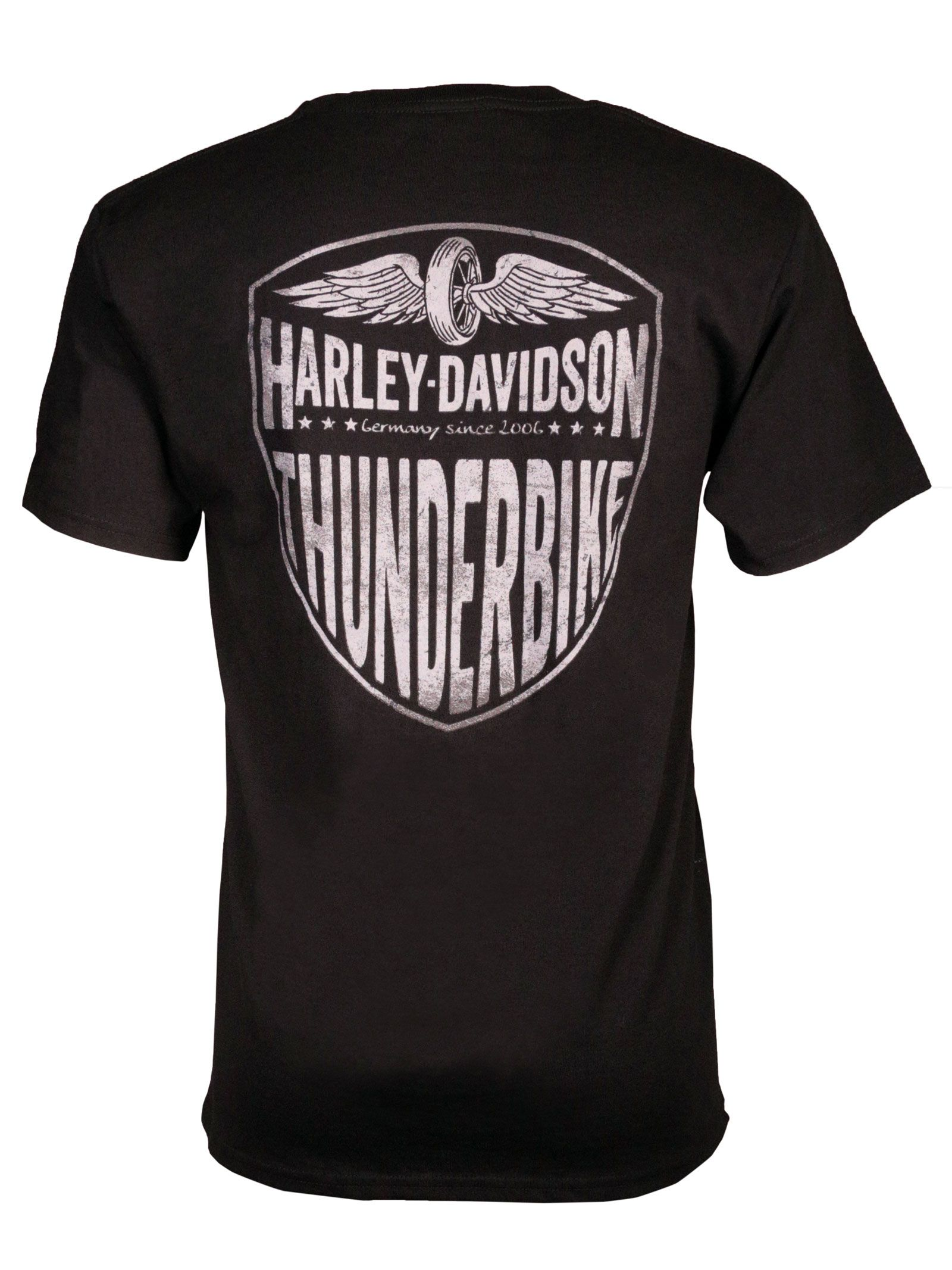 Harley Davidson Iceland T Shirts