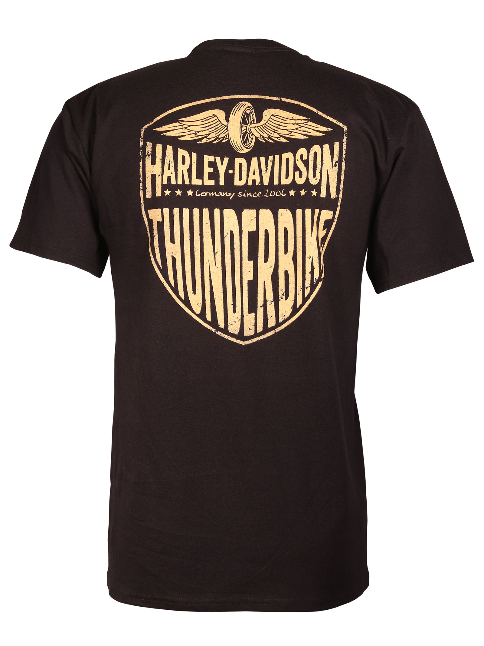 harley davidson t shirt raging ride at thunderbike shop. Black Bedroom Furniture Sets. Home Design Ideas