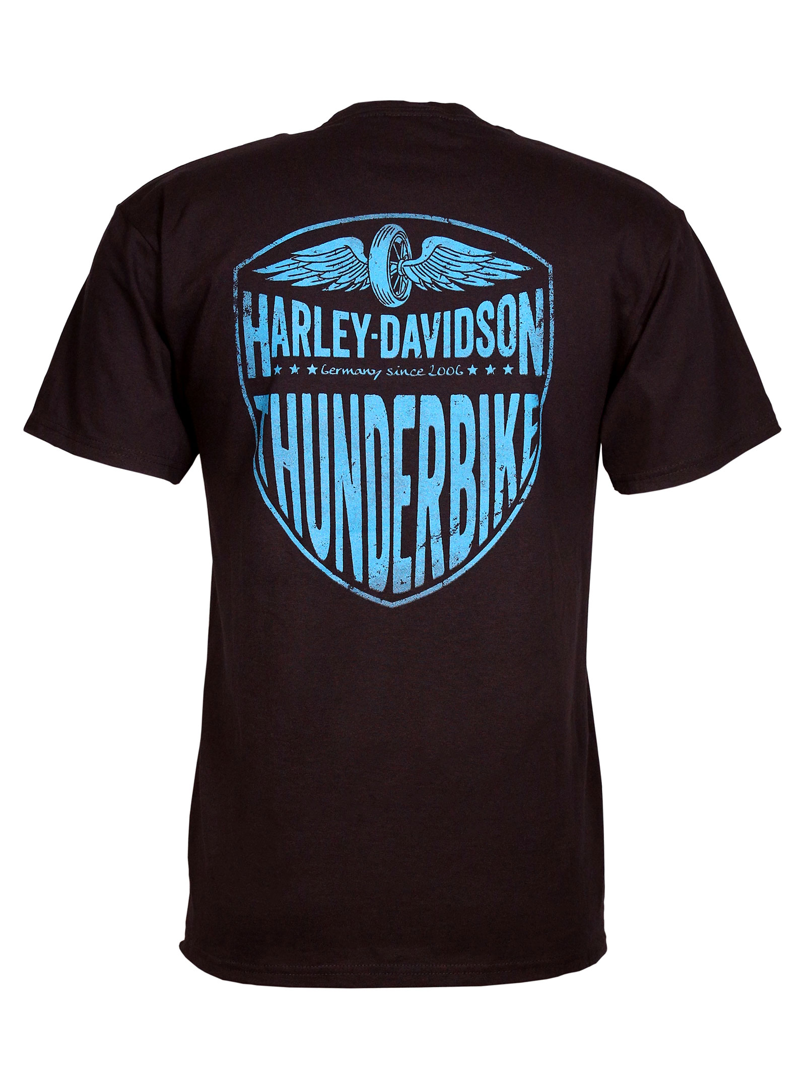 harley davidson t shirt immortal heritage im thunderbike. Black Bedroom Furniture Sets. Home Design Ideas