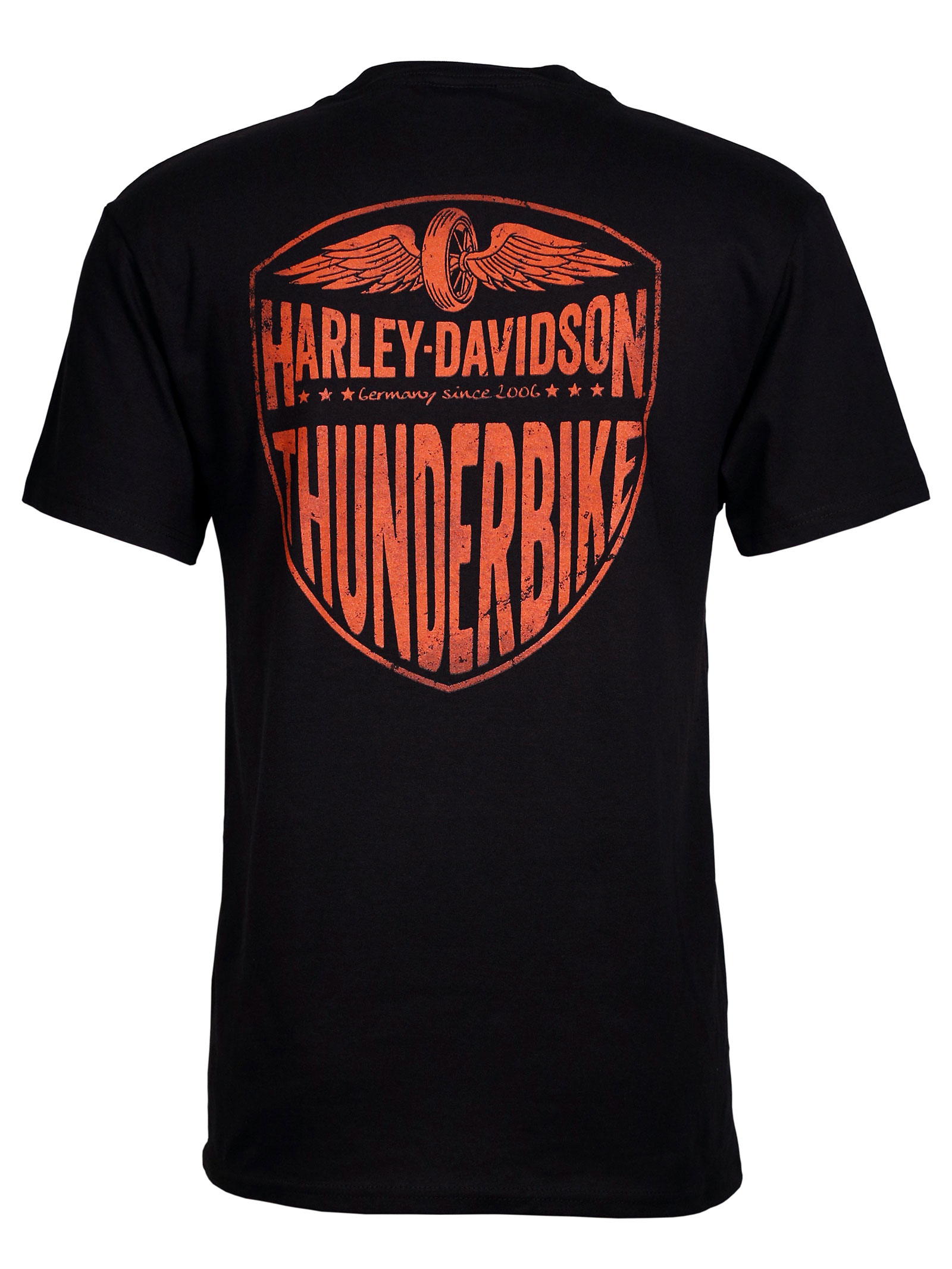 harley davidson t shirt adverse thirst im thunderbike shop. Black Bedroom Furniture Sets. Home Design Ideas
