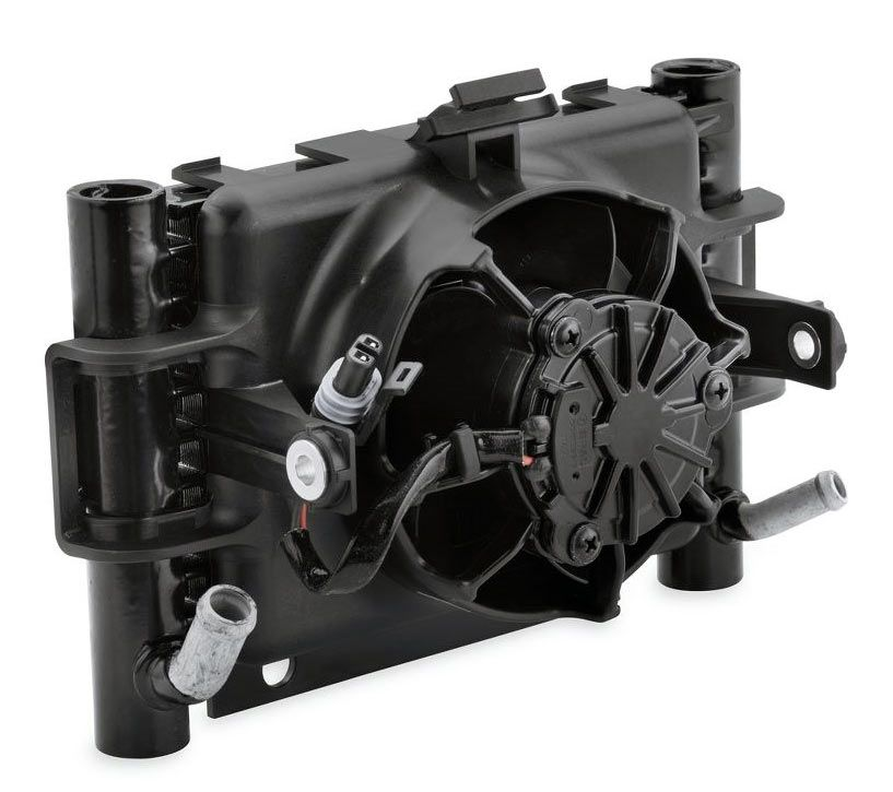 62700204 Fan Assisted Oil Cooler Kit At Thunderbike Shop