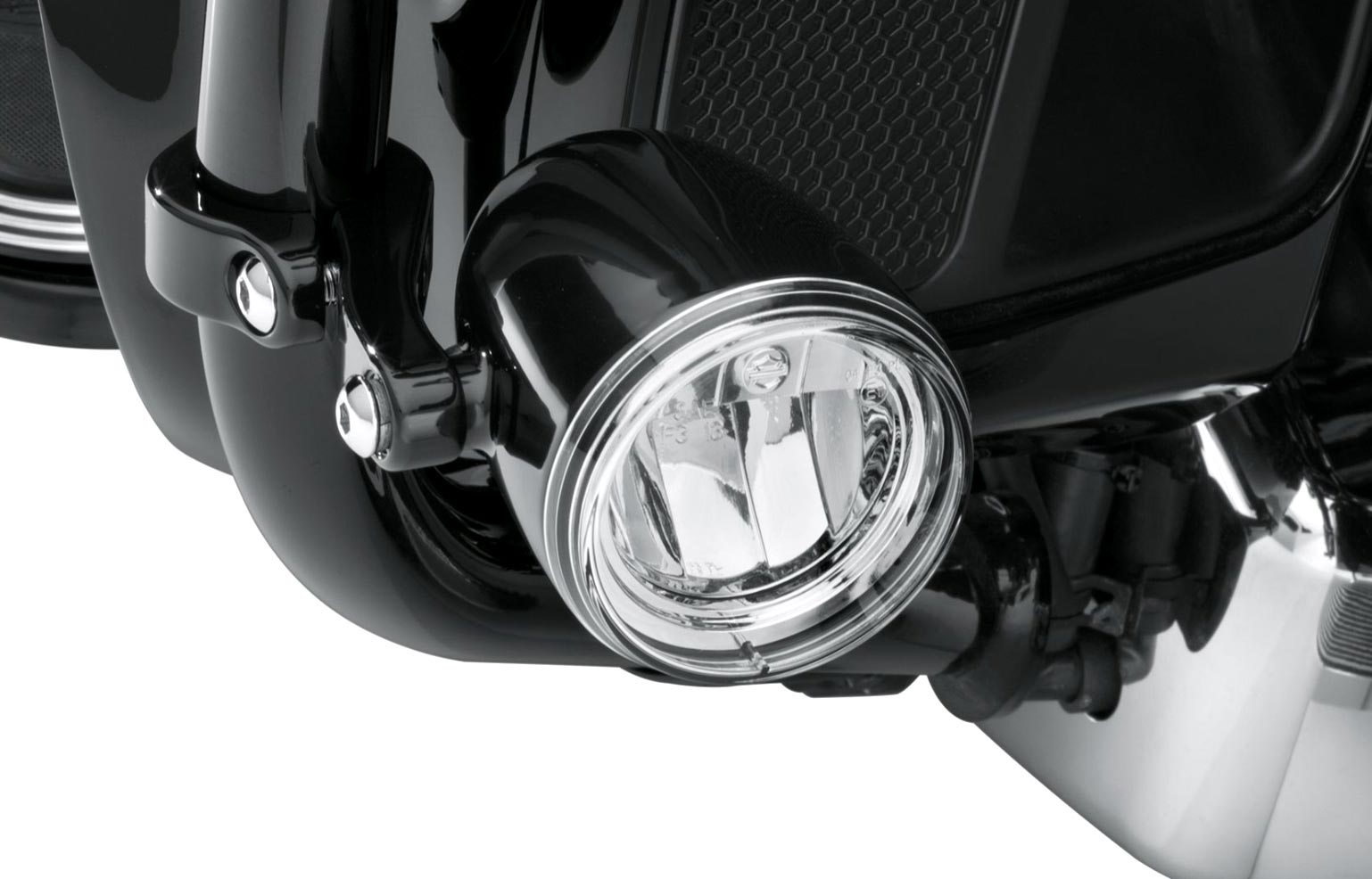 68000092 Daymaker Reflector LED Nebelscheinwerfer schwarz im ...