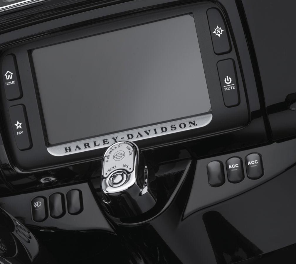 Auxiliary Power Switch Kit - Fairing Mount