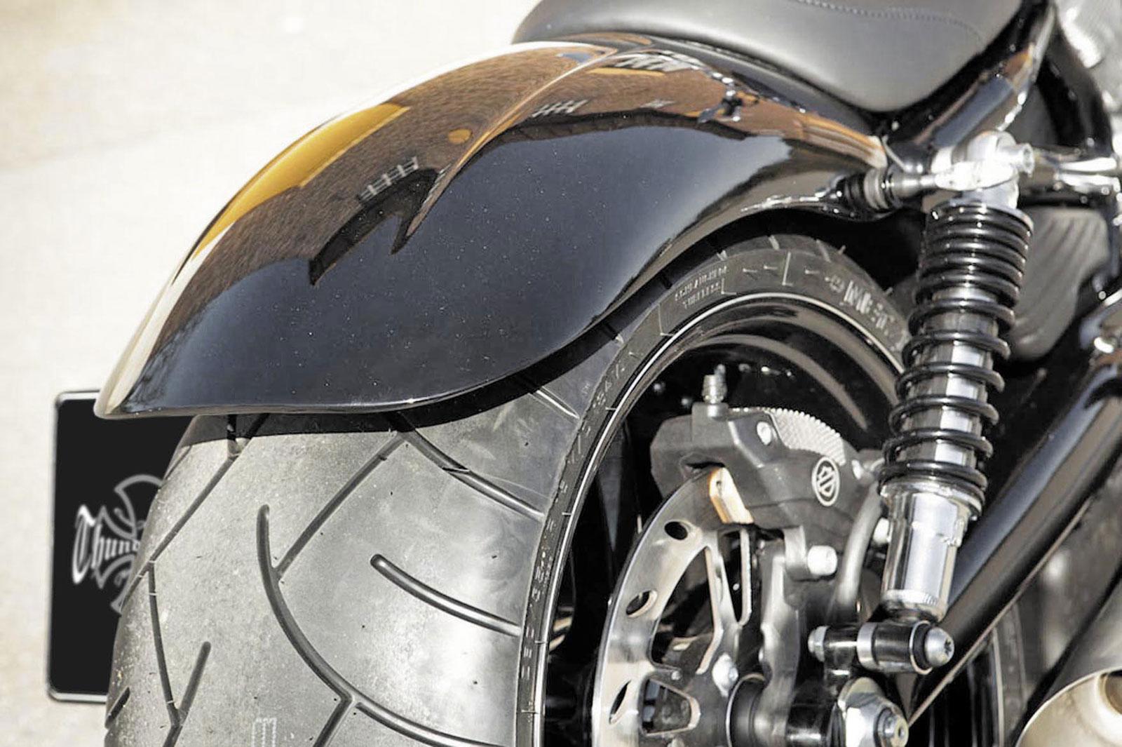 Harley Motor Edelstahl schwarz gl/änzend Schraubensatz V-Rod//Night Rod//Muscle