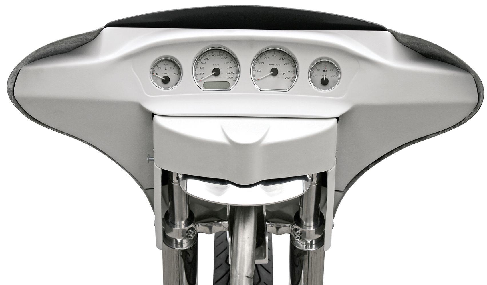 Thunderbike daytona front fairing b for flhx 14 later for B home inspections