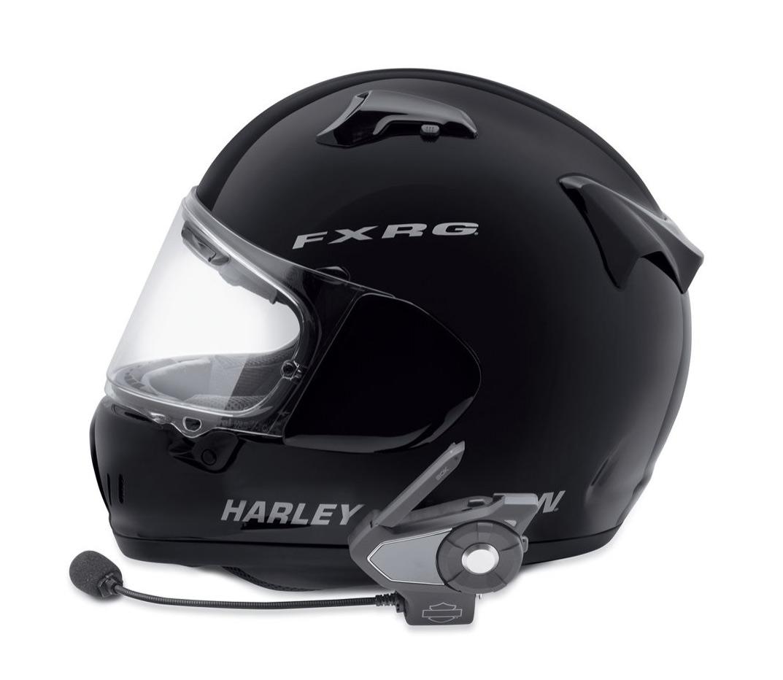 76000840 boom audio 30k bluetooth helm dual headset im. Black Bedroom Furniture Sets. Home Design Ideas