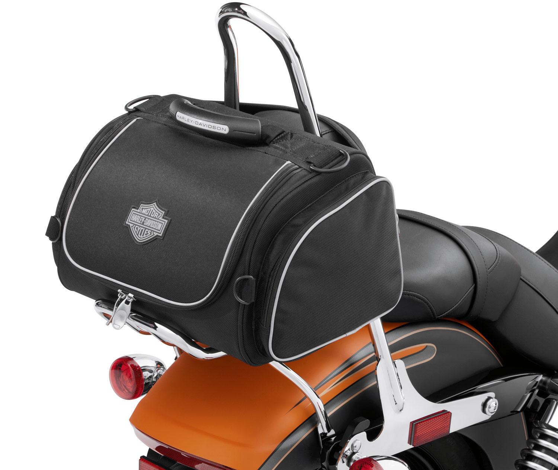 93300017 harley davidson day bag at thunderbike shop. Black Bedroom Furniture Sets. Home Design Ideas