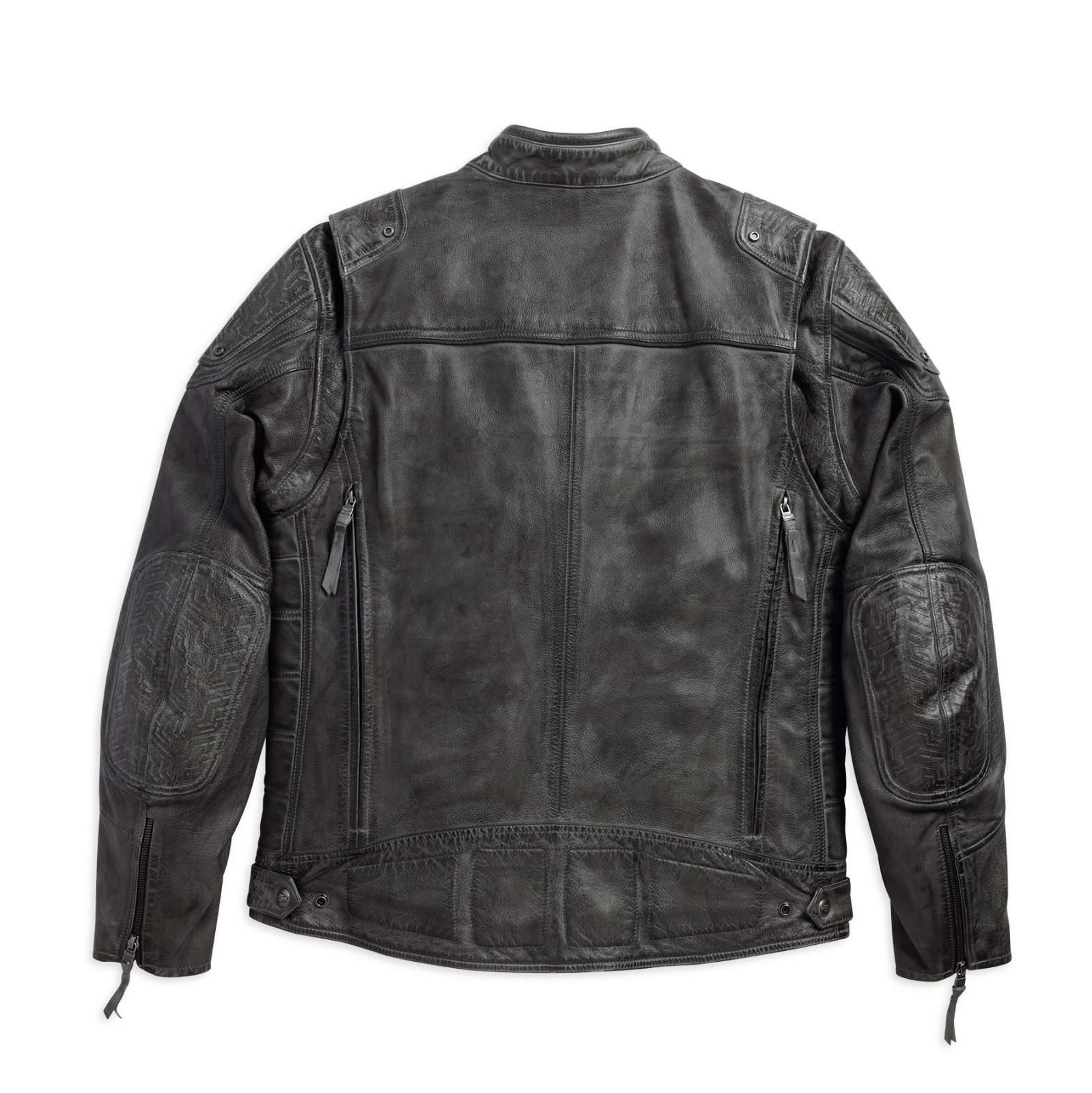 97105 16vm harley davidson lederjacke carboy im thunderbike shop. Black Bedroom Furniture Sets. Home Design Ideas