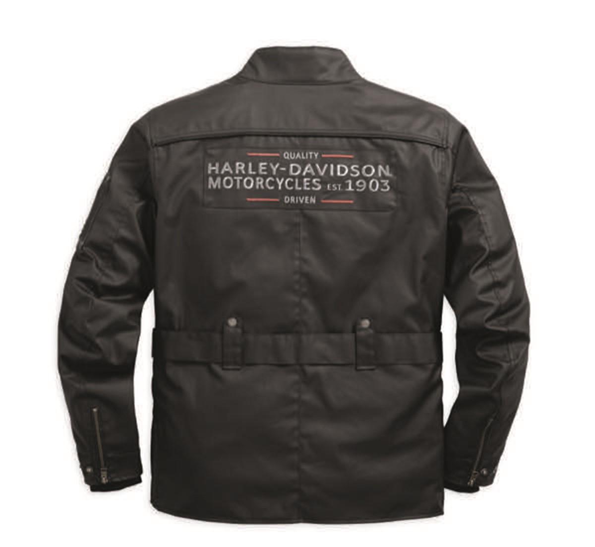 97222 18em harley davidson destination 3 4 jacket ce at. Black Bedroom Furniture Sets. Home Design Ideas